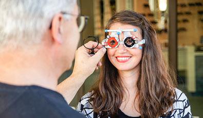 Optiker kennenlernen